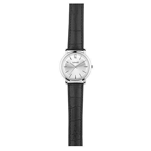 Armbanduhr Herren Stahl weiss pl4890 0122 Lowell