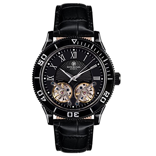 Mathis Montabon Armbanduhr Analog Automatik Edelstahl 100108