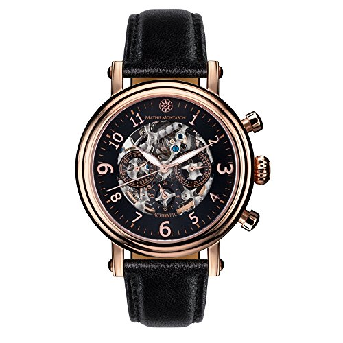 Mathis Montabon MM 15 Executive rosegold schwarz
