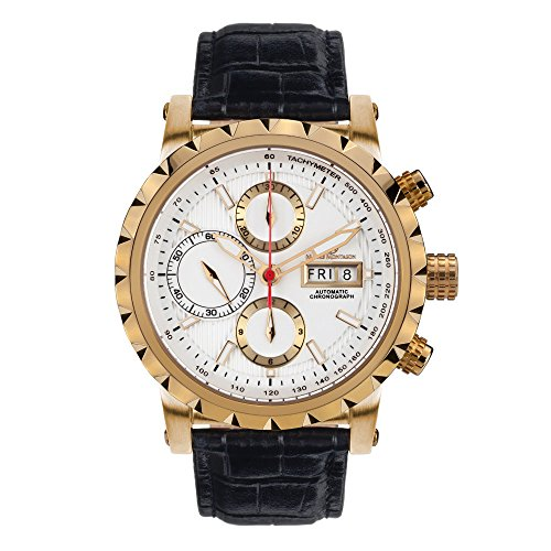 Mathis Montabon MM 25 Le Chronographe gold weiss