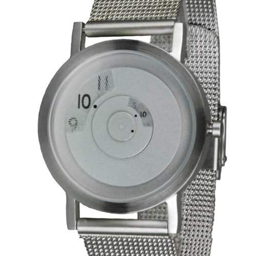 Projects Uhr Will-Harris - Reveal Stahl Silber 33mm