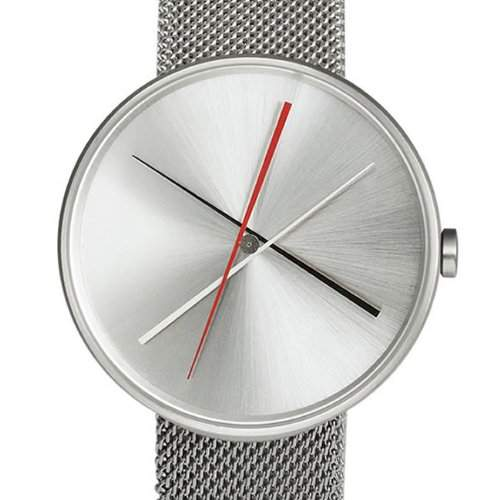 Projects Orologio Denis Guidone - Crossover - Steel Silver