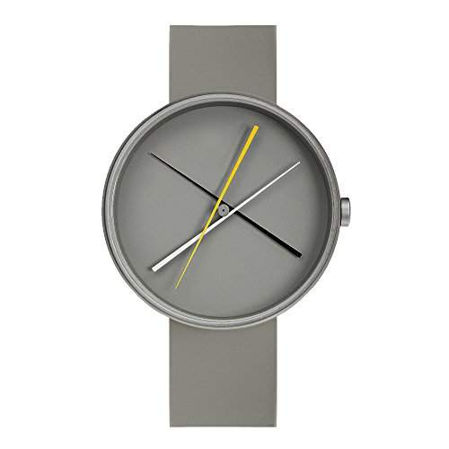 Projects Uhr Denis Guidone - Crossover Gray Grau Silikon Unisex
