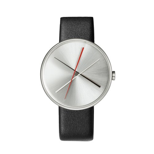 Projects Uhr Denis Guidone Crossover Stahl 40mm Leder Unisex