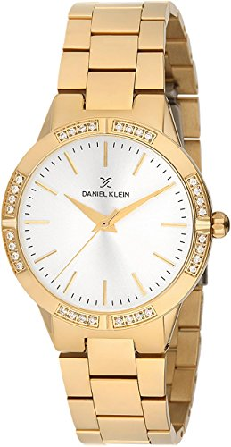 Daniel Klein 010915B Damenuhr NEU OVP