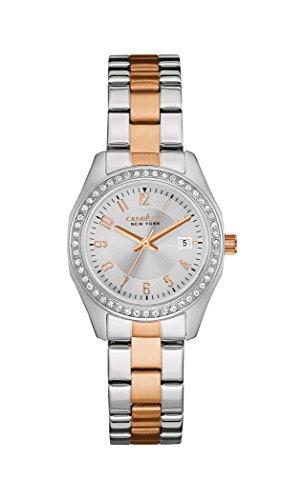 Caravelle NY Damen Armbanduhr Analog Quarz 45M108