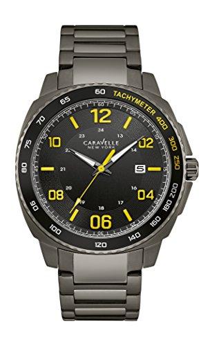 Caravelle NY Herren Sport 45b143 orologio Da POLSO