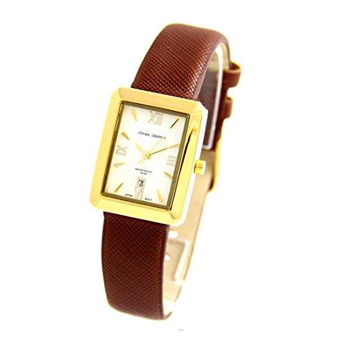 Damen Armbanduhr Leder braun Jasmin 236