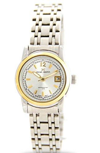Damen Armbanduhr mit Armband Stahl Jasmin 831