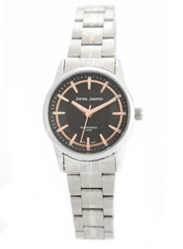 Damen Original Armbanduhr Stahl Jasmin 1560