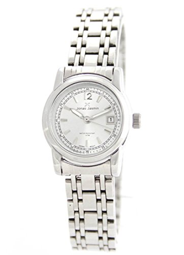 Damen Armbanduhr Stahl Jasmin 878