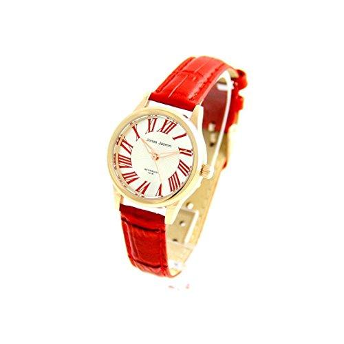 Zeigt Damen Nicht Teuer Armband Leder rot Jasmin 2920