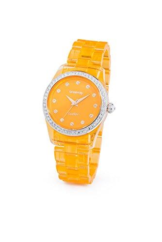 Brosway Uhren t color orange transparent