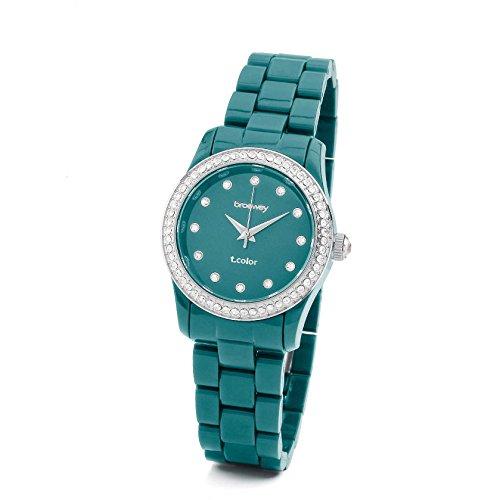 Brosway Uhren Frauen Uhren t color Mini Sea Gruen