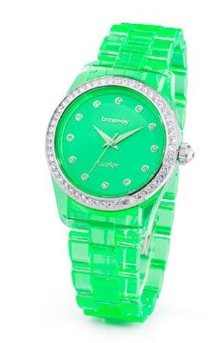 Brosway Uhren Frauen Uhren t color gruen transparent