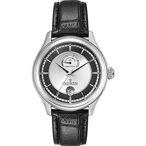 Dreyfuss & Co Watches DGS0011004 Mens Reserve De Marche Swiss Automatic Watch