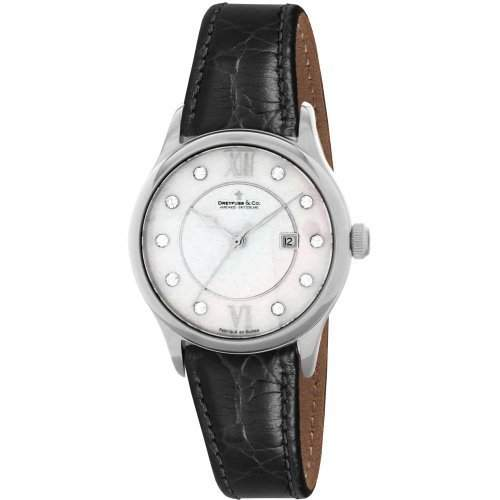Dreyfuss and Co DLS00040-07 Damenarmbanduhr