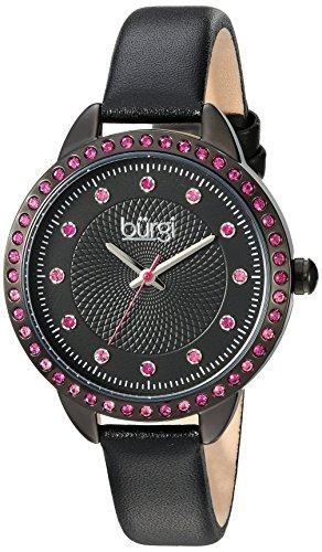 Buergi Armbanduhr Analog BUR161BK Black