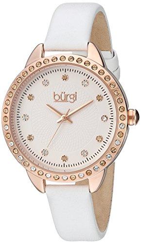 Buergi Armbanduhr Analog BUR161WT White
