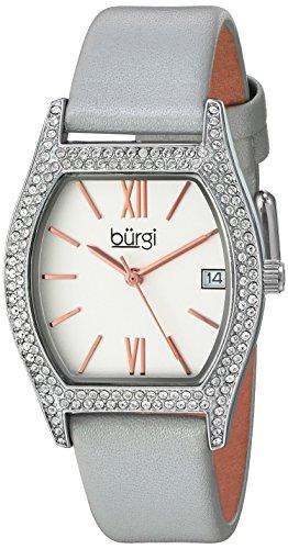 Buergi Armbanduhr BUR166GY Gray Standard