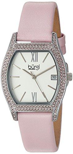 Buergi Armbanduhr Analog BUR166PK Pink