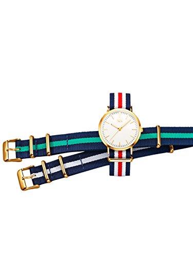 Damen 3tlg Uhrenset by MeisterAnker