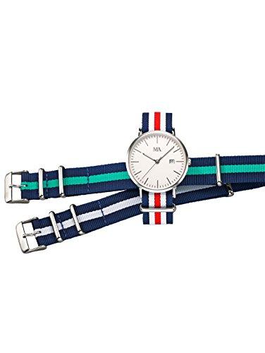 Herren 3tlg Uhrenset by MeisterAnker