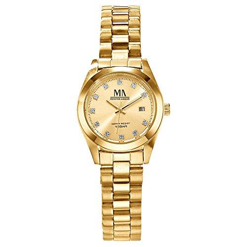 Meister Anker 21cm Simili gelb Quartz Mineralglas 490000029
