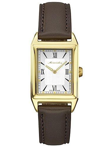 Original Mercedes Benz Armbanduhr Damen Classic