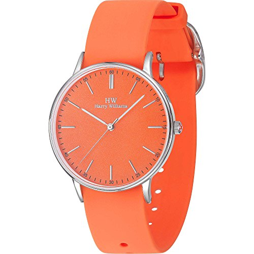 Uhr nur Zeit Damen Harry Williams Casual Cod hw 2417l 07