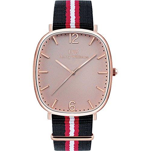 Uhr nur Zeit Damen Harry Williams Casual Cod hw x2261l 02