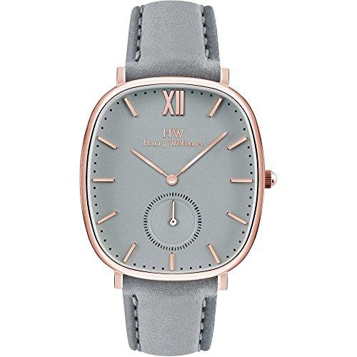 Uhr nur Zeit Damen Harry Williams Casual Cod hw x2435l 10