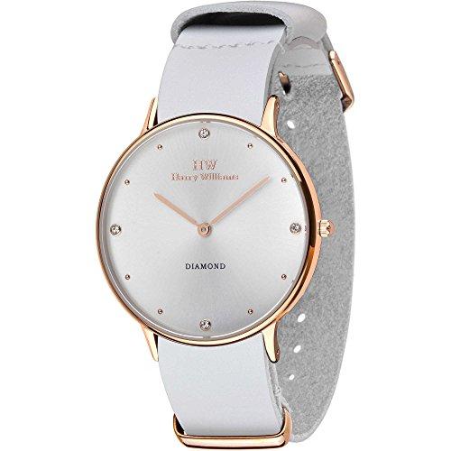 Uhr nur Zeit Damen Harry Williams Holiday Trendy Cod hw 2014l 45d
