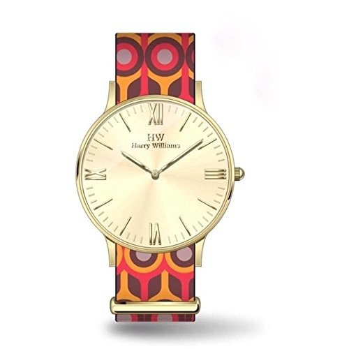 Uhr nur Zeit Damen Harry Williams Sommer trendy Cod hw 2402l 06