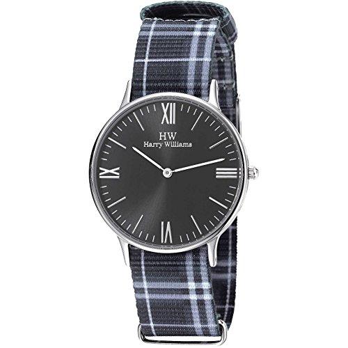Uhr nur Zeit Damen Harry Williams Sommer trendy Cod hw 2402l 01
