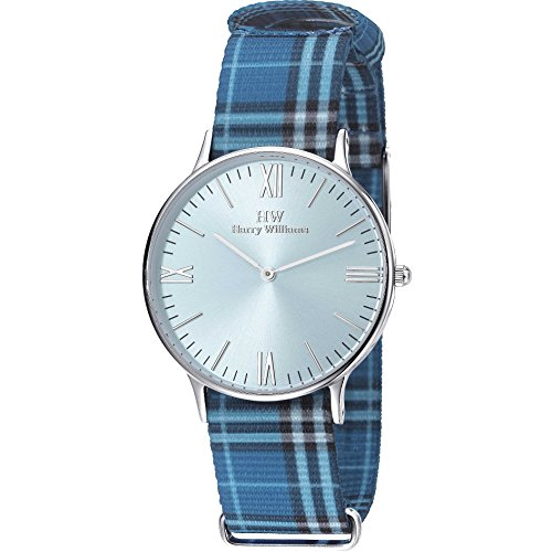 Uhr nur Zeit Damen Harry Williams Sommer trendy Cod hw 2402l 03