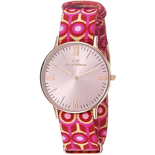 Uhr nur Zeit Damen Harry Williams Sommer trendy Cod hw 2402l 05