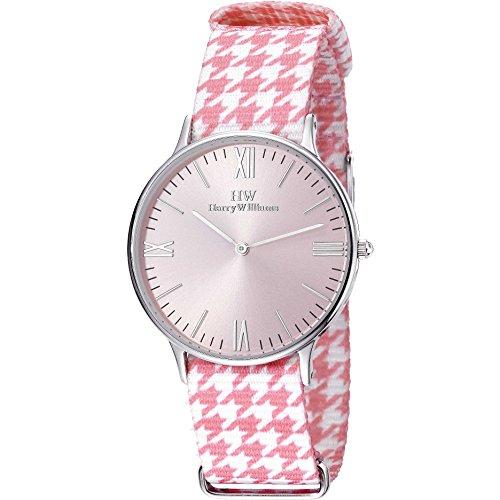 Uhr nur Zeit Damen Harry Williams Sommer trendy Cod hw 2402l 10