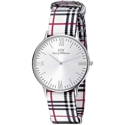 Uhr nur Zeit Damen Harry Williams Sommer trendy Cod hw 2402l 02