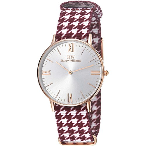 Uhr nur Zeit Damen Harry Williams Sommer trendy Cod hw 2402l 08