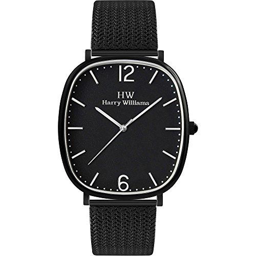 Uhr nur Zeit Herren Harry Williams Casual Cod hw x2261 m 07 M