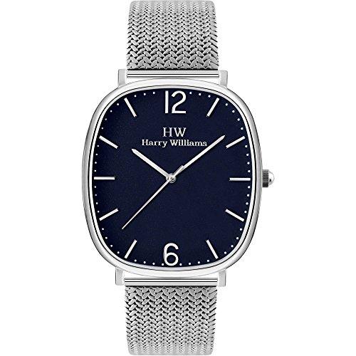 Uhr nur Zeit Herren Harry Williams Casual Cod hw x2261 m 06 M