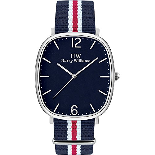 Uhr nur Zeit Herren Harry Williams Casual Cod hw x2261 m 06