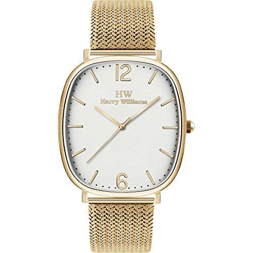 Uhr nur Zeit Herren Harry Williams Casual Cod hw x2261 m 08 M