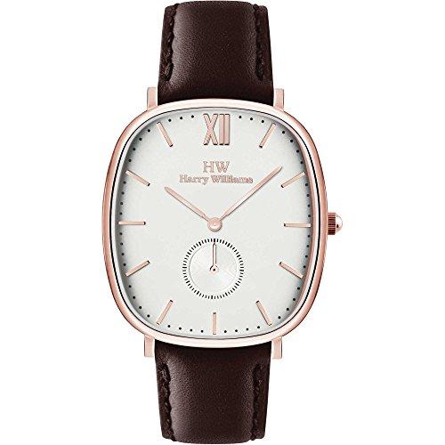 Uhr nur Zeit Herren Harry Williams Casual Cod hw x2435 m 13
