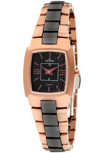 Kroton Damen Schweizerische Wolfram Keramik Kleid Watch CN207364BRBK