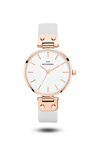 Mockberg Alice Analog Quarz Leder Rose Gold A1004