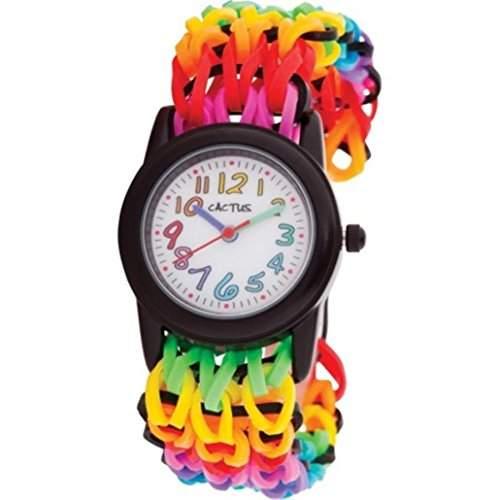 Cactus Loom Kinder - Armbanduhr Set CAC-74-M01