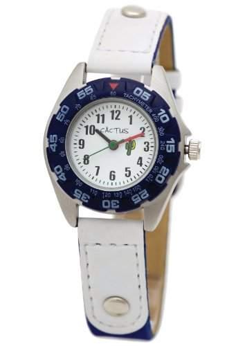 Cactus Kinder-Armbanduhr Analog Nylon blau CAC-36-M03