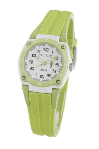 Cactus Uhr - Kinder und Jugendliche - CAC-37-M12